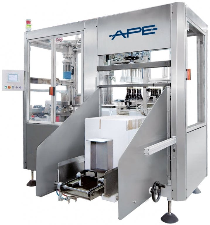 Ape Impianti TRIO Packaging equipment