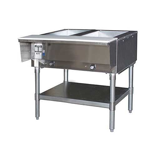 Eagle (SDHT2-240) - 2-Well Electric Hot Food Table Steam table sold by Food Service Warehouse