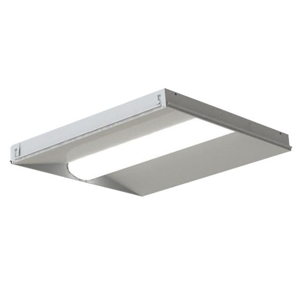 2X2 LED Recessed Center Basket Luminaire, 40 Watts - sold by RelightDepot.com