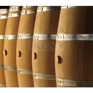 American Bordeaux Oak Barrel 225 L. Wine barrel sold by GW Kent