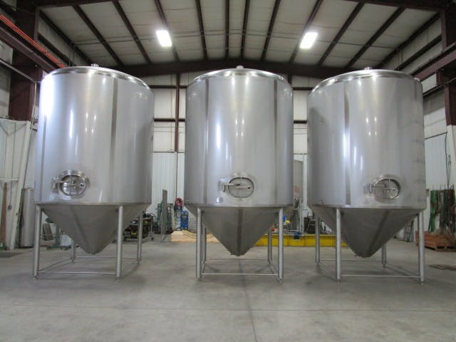 Fermentation Tanks Fermenter sold by Peterson Custom Stainless, Inc.