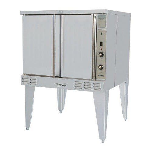 Garland Range SCO-ES-10S SunFire Single Deck Electric Convection Oven Convection oven sold by Mission Restaurant Supply