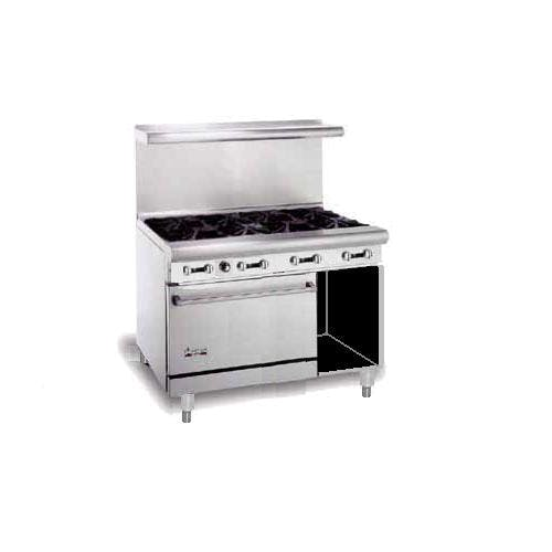 Commercial range Commercial range sold by ChefsFirst