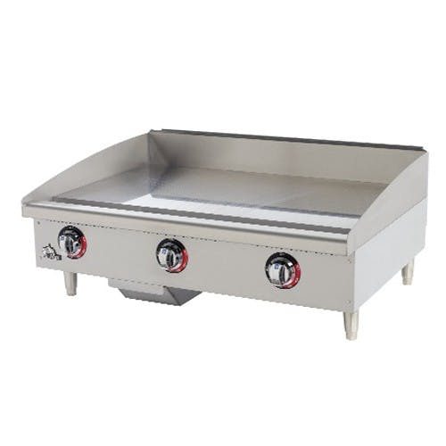 Star Manufacturing 536TGF Electric Griddle 36 Inch 208 or 240 Volt Griddle sold by Mission Restaurant Supply