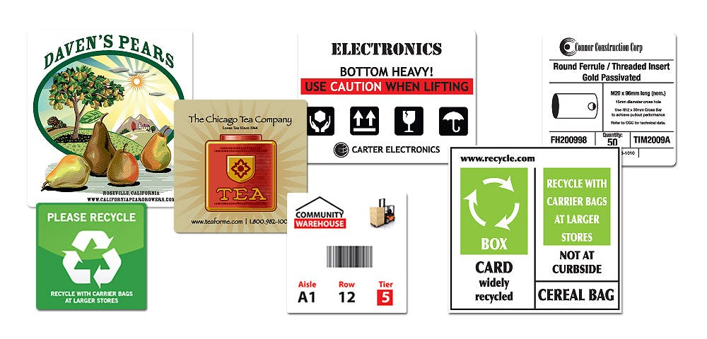 Warehouse Labels Bottle label sold by Worldwide Ticket and Label