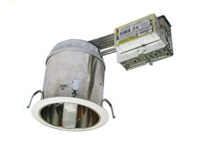"""6"""" NON-IC Remodel Recessed Light, 120V/277V HPF Electronic Ballast for - sold by RelightDepot.com"""