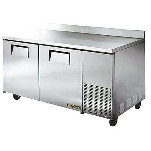 "True - TWT-67 68"" Deep Worktop Refrigerator Commercial refrigerator sold by Food Service Warehouse"