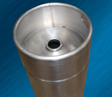 Cellar Keg Keg sold by Black Forest Container Systems, LLC