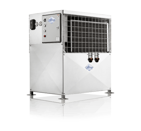 Chilstar Series Glycol chiller sold by Pro Refrigeration, Inc.
