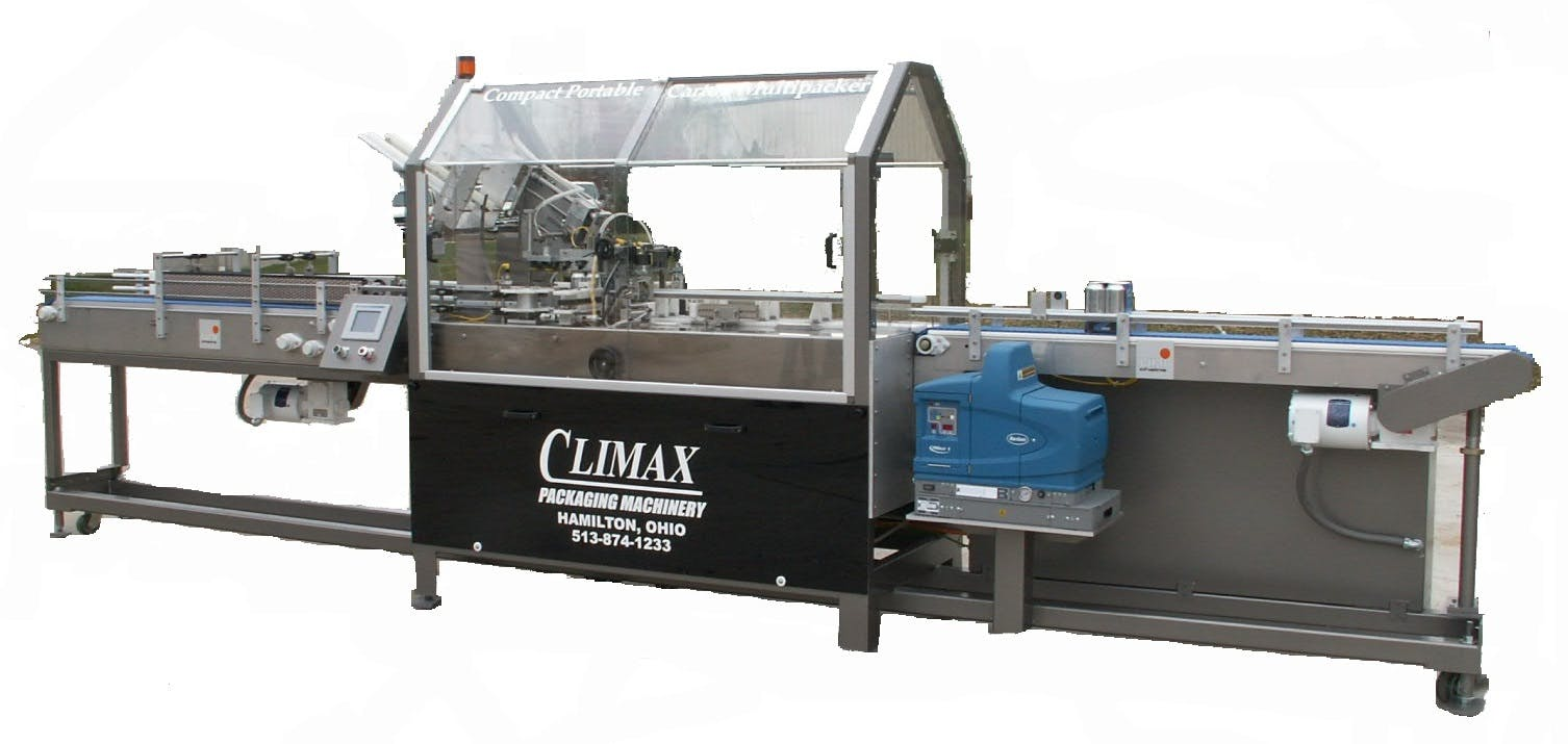 Climax Packaging Machinery M-Packer
