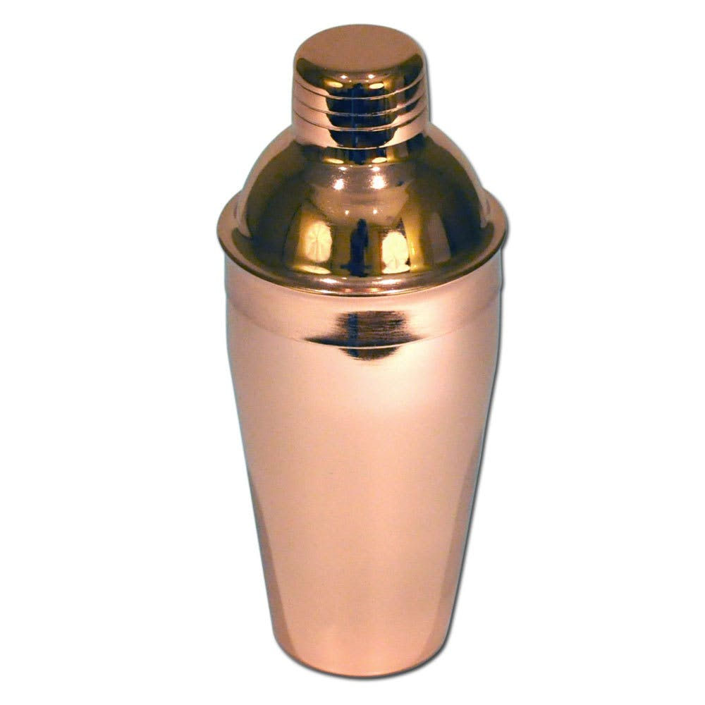 Cocktail Shaker Cocktail shaker sold by Custom Copper Mugs, LLC