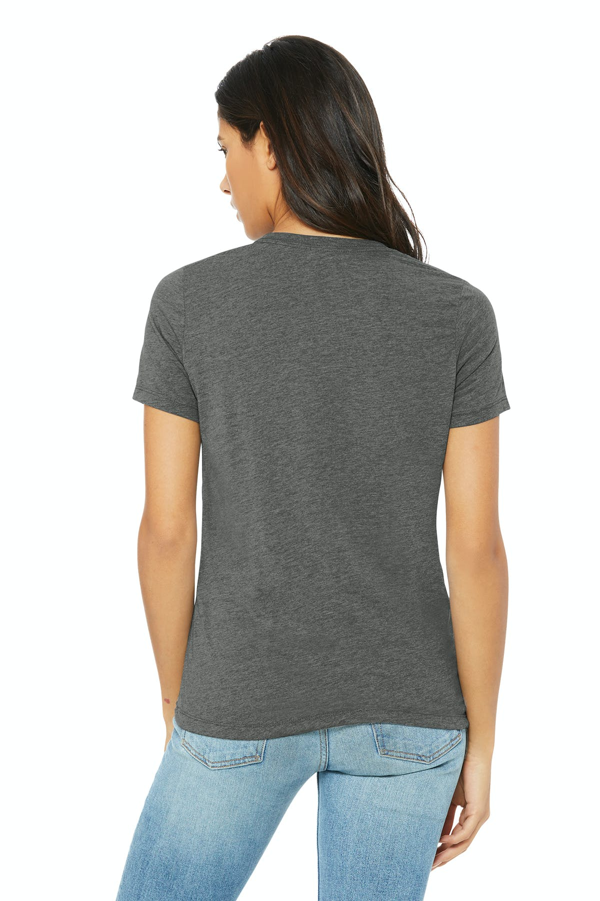 Bella+Canvas ® Women's Relaxed Jersey Short Sleeve Tee - sold by PRINT CITY GRAPHICS, INC