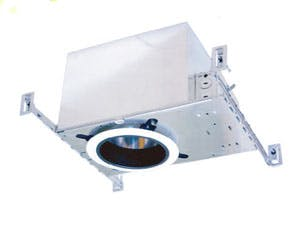 """5"""" IC Air Tight Aperture Recessed Housing 120V/277V HPF Electronic - sold by RelightDepot.com"""
