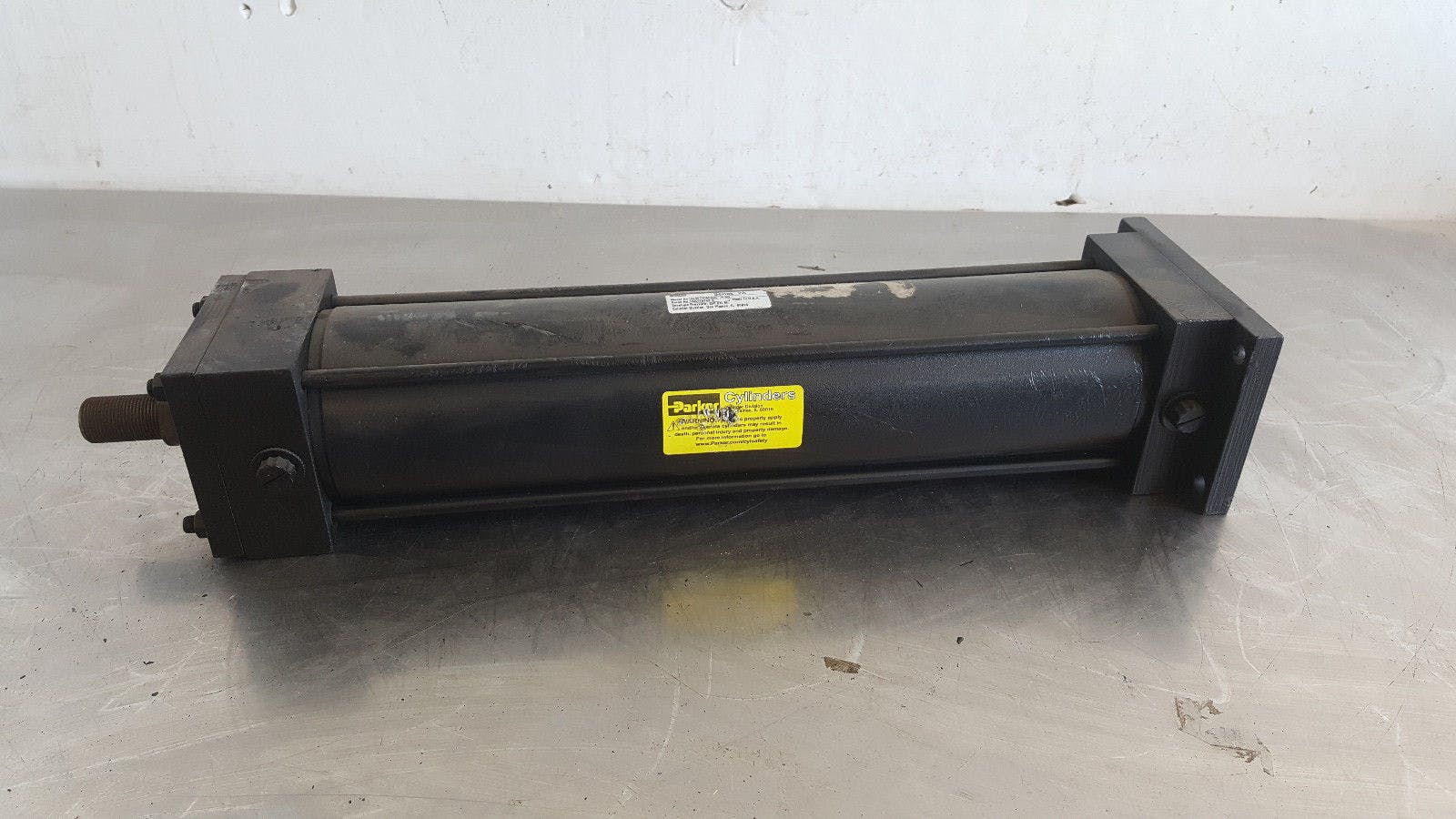 Parker Series 2A 04.00 CH2AUS34C 16.500 250 Psi Air Pneumatic Cylinder New - sold by Jak's Restaurant Supply