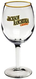 White Wine Glass Wine glass sold by Midwest Promotional Group
