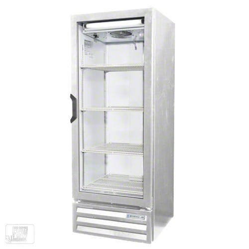 "Beverage Air - LV12-1 24"" Glass Door Merchandiser Commercial refrigerator sold by Food Service Warehouse"