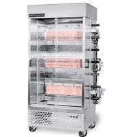 American Range ACB-4 - Chicken Rotisserie - High Production Rotiserrie oven sold by Prima Supply