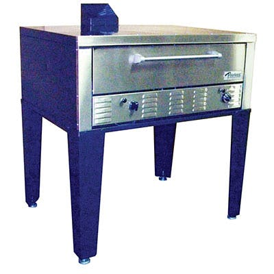 Peerless CE-41PE Electric Deck Oven Pizza oven sold by Pizza Solutions