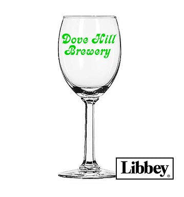 6.5oz Napa Country Wine Glass Wine glass sold by Atlantic Custom Solutions