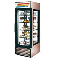 True G4SM-23 - 23 Cu. Ft. Glass 4-Sided Merchandiser Merchandiser sold by Prima Supply