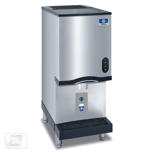 Manitowoc - RNS-12AT 261 lb Countertop Nugget Ice Maker & Dispenser w/Touchless Sensor Ice machine sold by Food Service Warehouse
