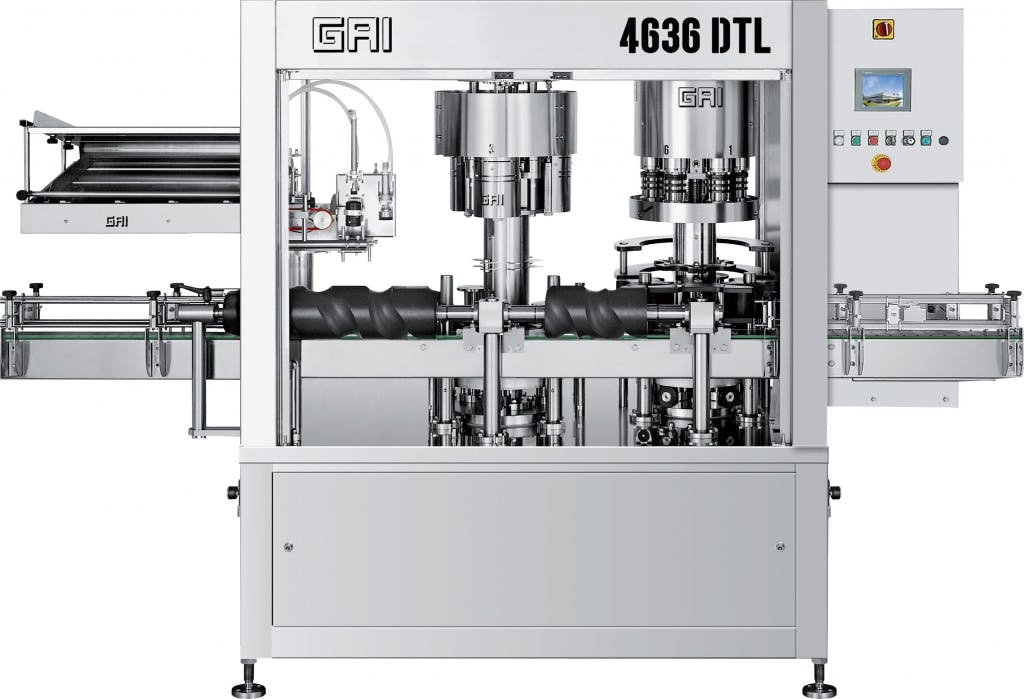 GAI 4636DTL Monoblocks Monoblock sold by Prospero Equipment Corp.