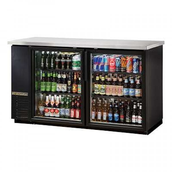 Back Bar Cooler - TRUTBB-24-60G-HC-LD