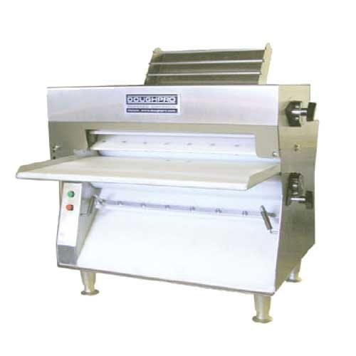 ProLuxe DPR3000 PizzaPro Dough Roller, Dough Sheeter, Table Top Design Dough sheeter sold by Mission Restaurant Supply