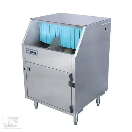 Jackson - Delta 1200 1,200 Glasses/Hr Carousel Glasswasher Commercial dishwasher sold by Food Service Warehouse