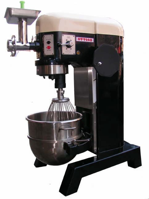Attias USA-60 (60 QT) Planetary Mixer Mixer sold by pizzaovens.com