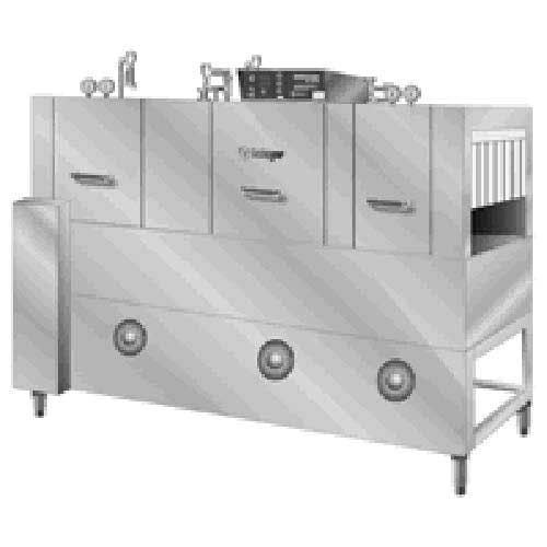 Insinger - Super 106-2 RPW 330 Rack/Hr Conveyor Dishwasher Commercial dishwasher sold by Food Service Warehouse
