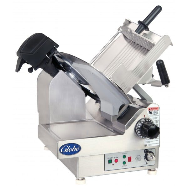 Premium Two-Speed Heavy Duty Automatic Slicer