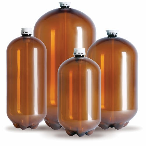 PET Keg Growler sold by Glass and Growlers