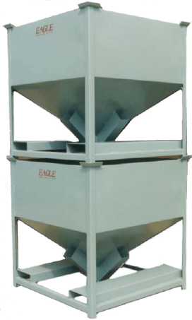 Bins Grain bin sold by EAS Corp