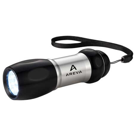 WorkMate Magnetic Flashlight - 1220-92 - Leeds Promotional flashlight sold by Distrimatics, USA