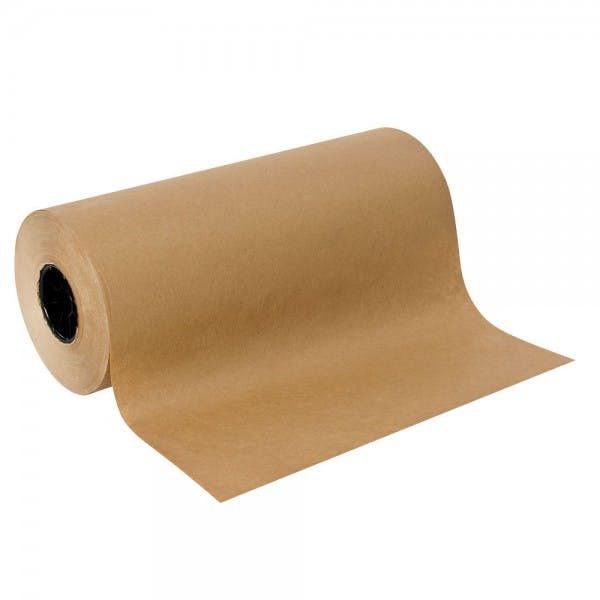 "18"" x 1000' EcoCraft® Brown Butcher/Freezer Paper"