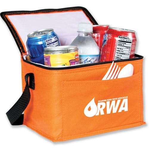Non Woven Insulated Cooler Bag - sold by 8-0-ViBES