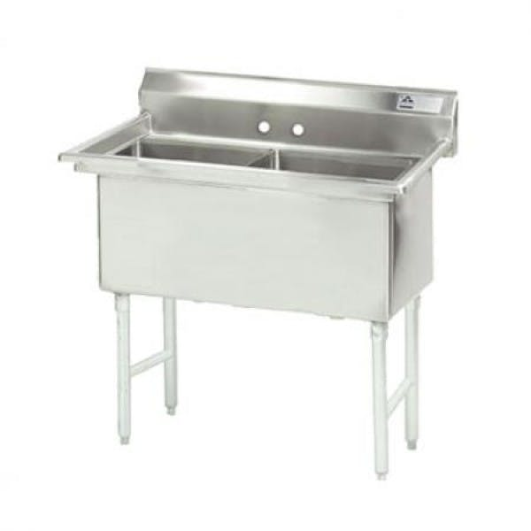 Fabricated NSF Sink