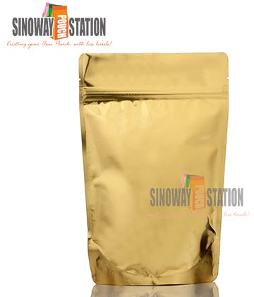 Foil colored - sold by sinowaypouchstation.com,LLC