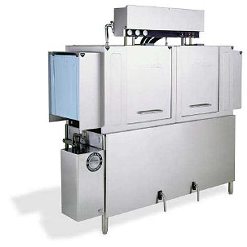 Jackson - AJ-64 287 Rack/Hr High-Temp Conveyor Dishwasher Commercial dishwasher sold by Food Service Warehouse