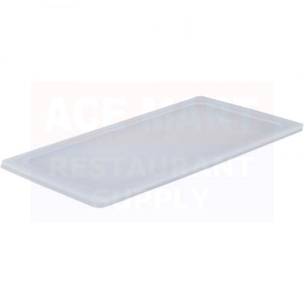 Ninth Size Flexible Plastic Steam Table Pan Cover