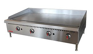 Equipment Advantage Griddle Manual 48 Inch Commercial grill sold by E & A Supply