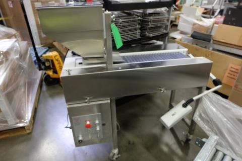 AutoPak Engineering Vitaspec 700 Inspection Table (B1855) - sold by Sigma Packaging