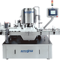 Capmatic RotoStar Continuous Motion Labeling System