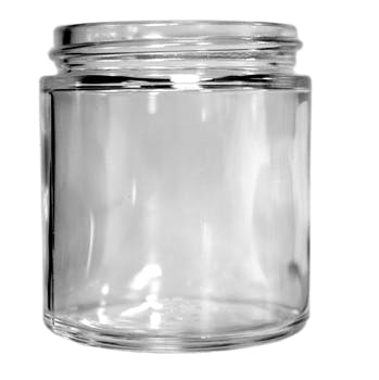 4 oz Straight-Sided Jars 58 CT Glass Jar sold by Fillmore Container Inc