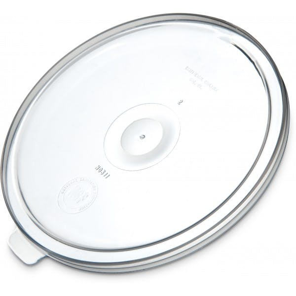 Classic 1.2 qt. Translucent Plastic Snap-On Crock Lid