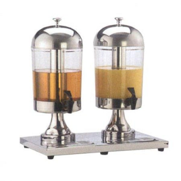 8.5 qt. Double Beverage Dispenser