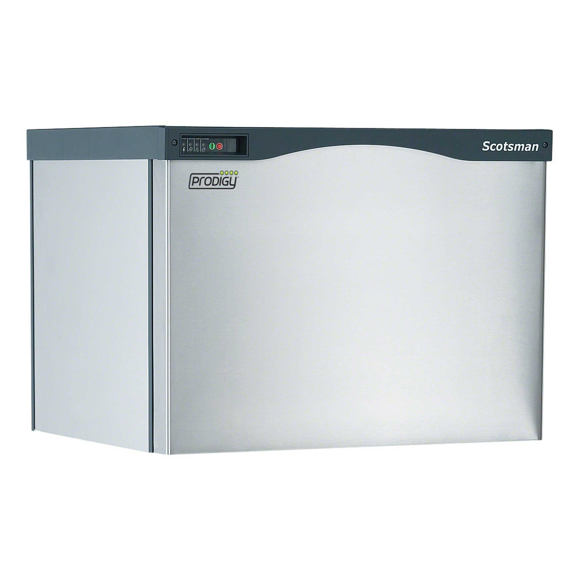 Scotsman - EH330SL-1 1400 lb Remote Cooled Modular Cube Ice Machine - Prodigy® Series Ice machine sold by Food Service Warehouse