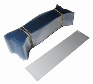 Clear Shrink Bands for Containers with 82mm Finish Shrink band sold by Fillmore Container Inc