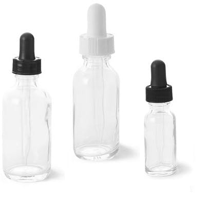 10mL case glass bottles E-liquid bottle sold by Vista eJuice